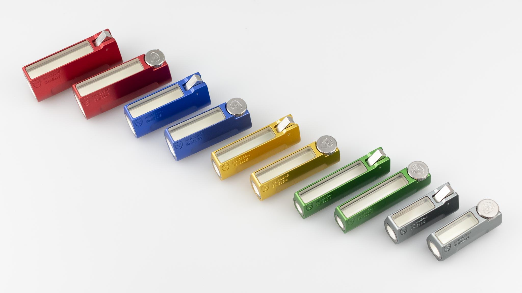Tungsten Syringe Shields