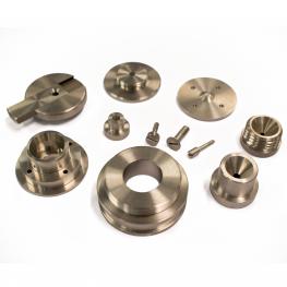 Custom Machined Tungsten Parts