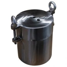Lead Shielded Elution Container