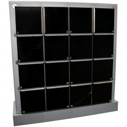 Radioactive Source Storage Cabinet