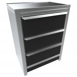 Radioisotope Storage Cabinet