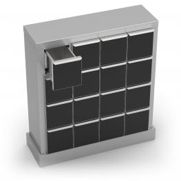 Radioactive Source Storage Cabinets