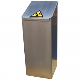 Shielded Waste Bin 18L