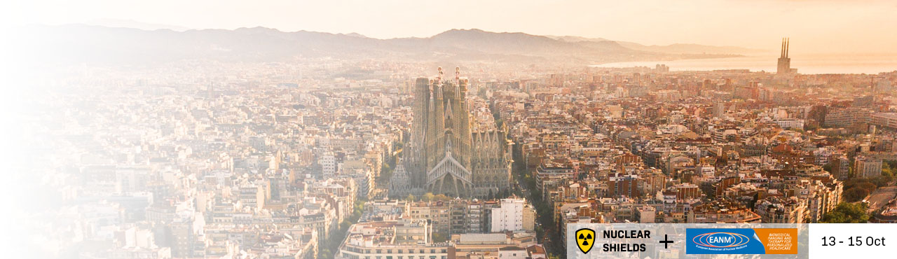 Nuclear Shields B.V. at EANM 2019 in Barcelona
