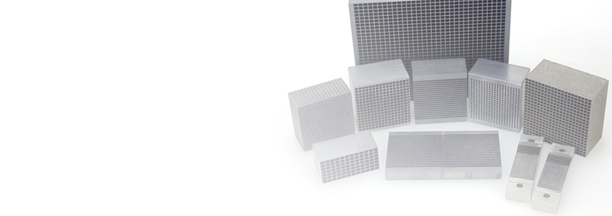 Collection of lead collimators and anti-scatter grids