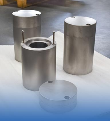 Radiation shielding manufactured by Nuclear Shields