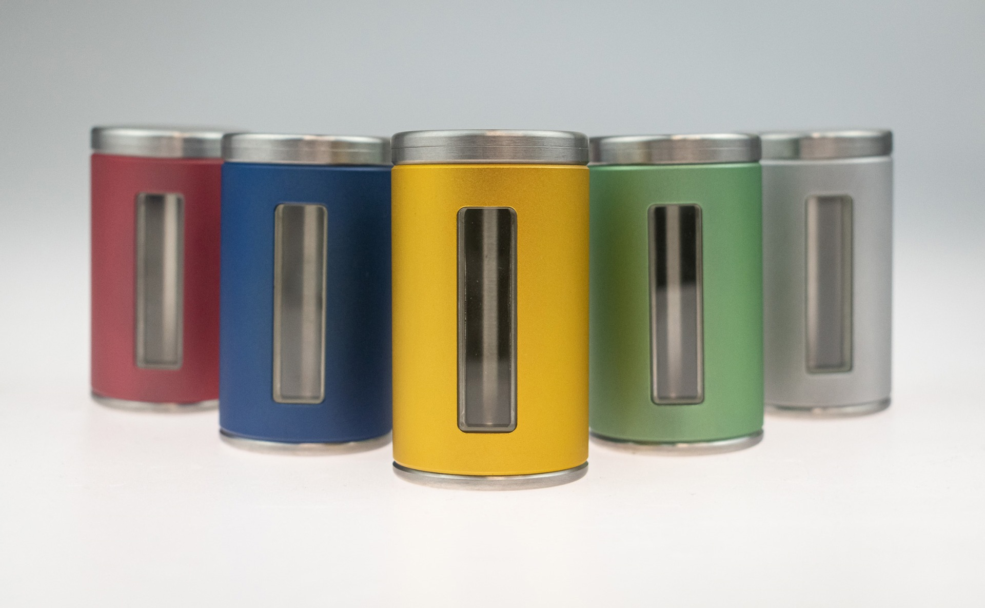 Tungsten vial shields manufactured by Nuclear Shields